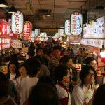 Menilik Salah Satu Keindahan Taiwan: Surganya Pasar Malam!