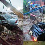 Banjir Bandang Landa Cicurug Sukabumi, 12 Rumah Warga Hanyut